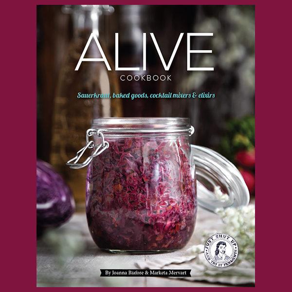 Alive: Sauerkraut, Baked Goods, Cocktail Mixers & Elixirs