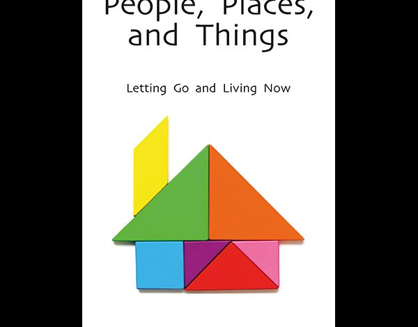 People, Places, and Things cover