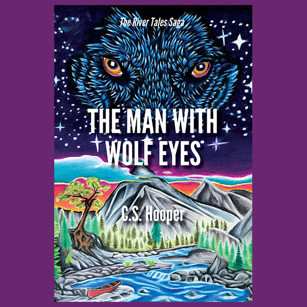 The Man With Wolf Eyes
