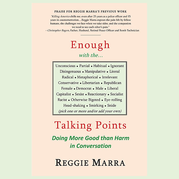 Enough with the…Talking Points
