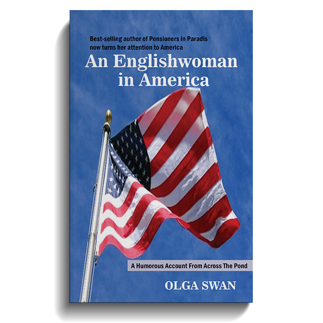 An Englishwoman in America: A Humorous Account From Across The Pond