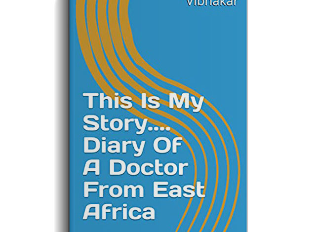 Diary of a Doctor from East Africa Cover