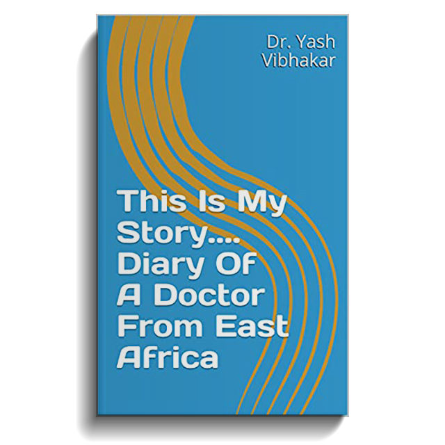 This Is My Story…. Diary Of A Doctor From East Africa