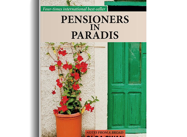 Pensioners in Paradis Cover