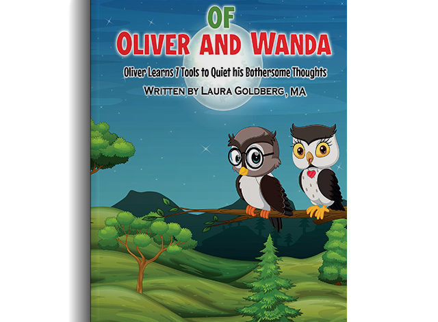 The Adventures of Oliver and Wanda Cover